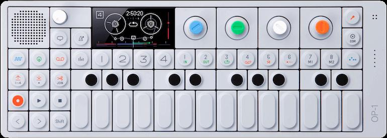 OP-1 Taschen-Synthesizer