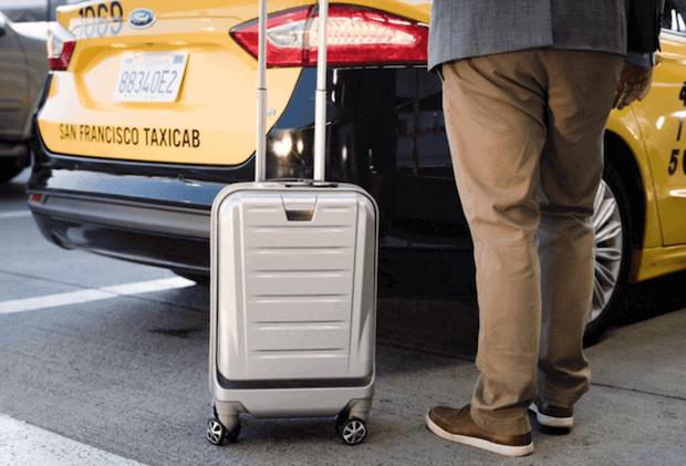 SkyValet - der smarte Koffer