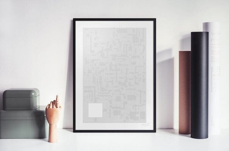 Stellavie Maze Labyrinth