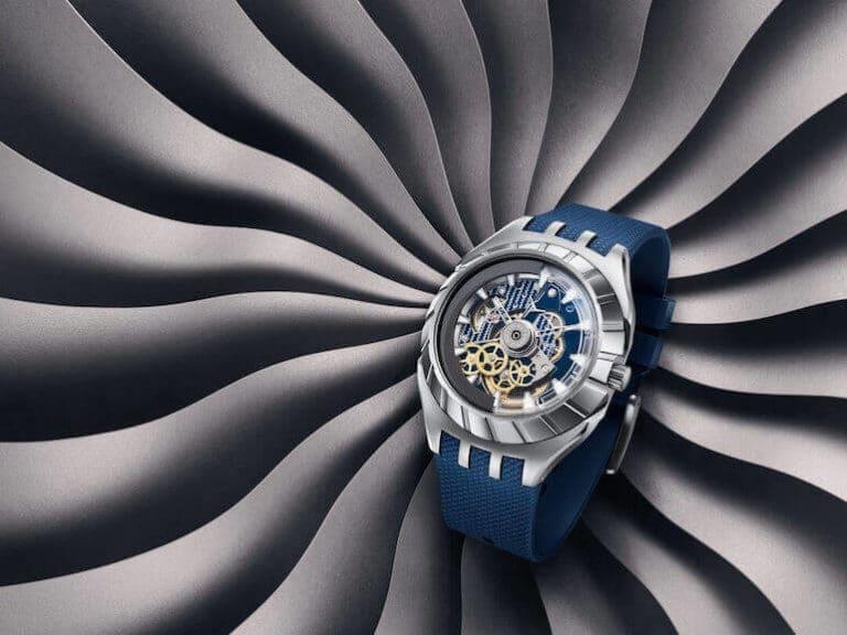 Swatch Flymagic Uhr