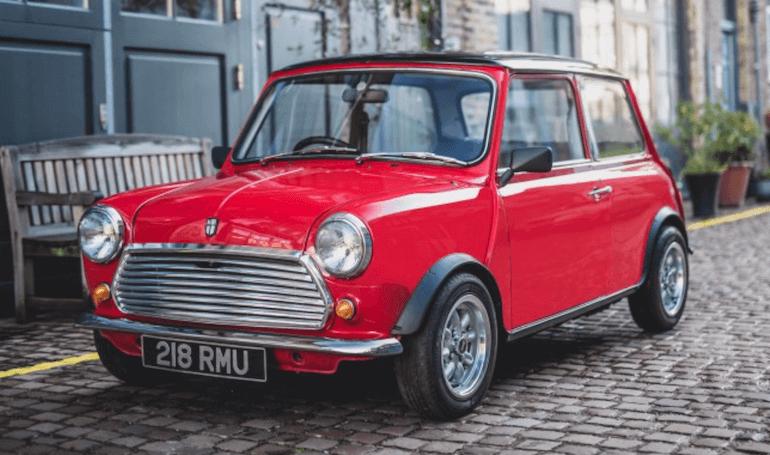Swind E Classic Mini Elektroauto