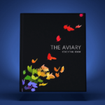 The Aviary Cocktail Book - Buchdeckel