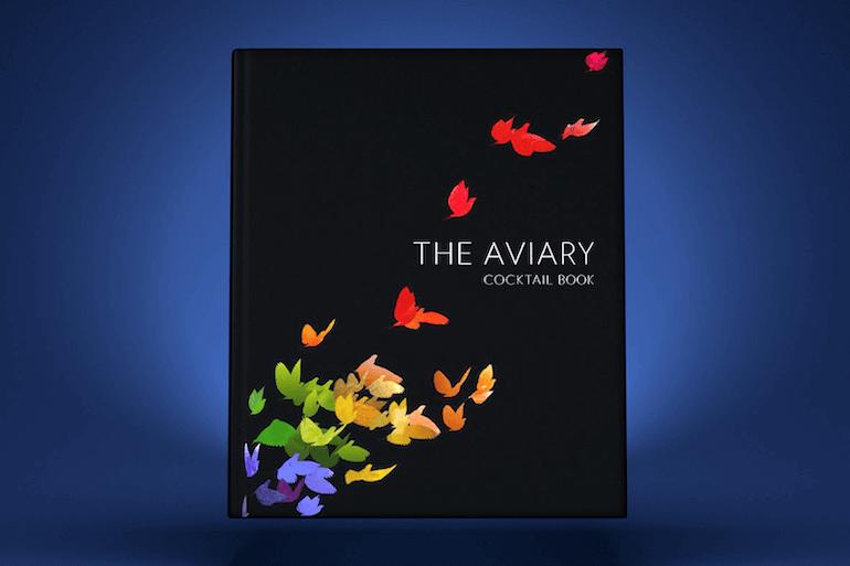 The Aviary Cocktail Book - Buchdeckel