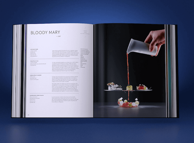 The Aviary Cocktail Book - Bloody Mary