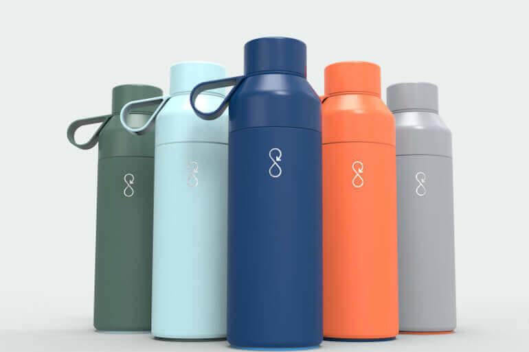 The Ocean Bottle Farben