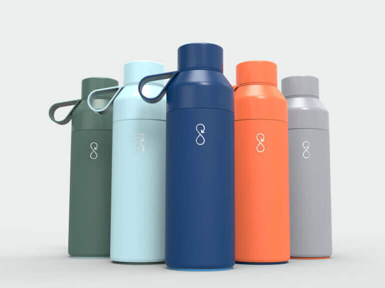 The Ocean Bottle Farben