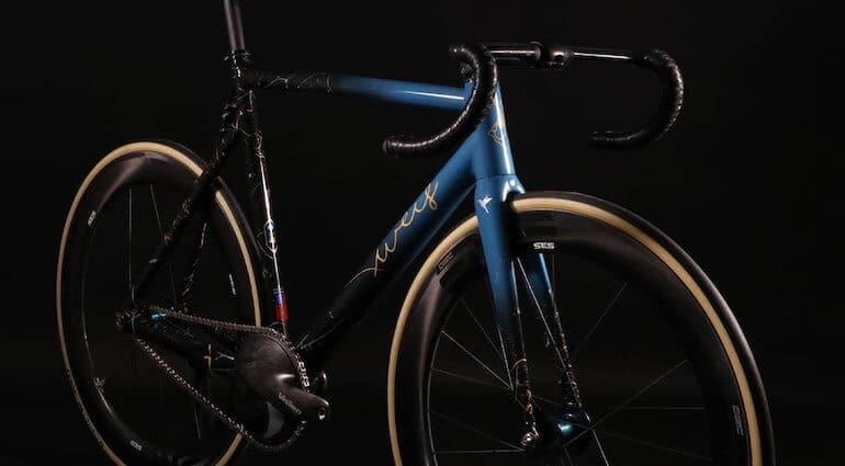 Allite Concept-Bike Rahmen
