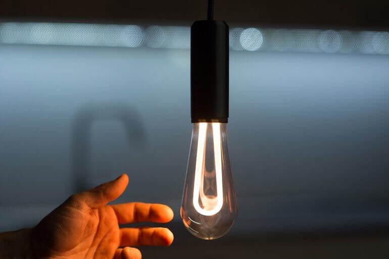 ARC LED Lampe