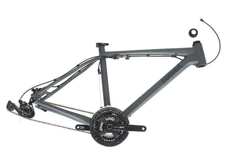 convert FF1 Bike Rahmen