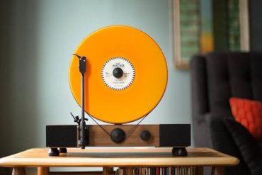 Floating Record Schallplattenspieler