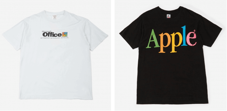 Goodhood – Apple und Office Shirts