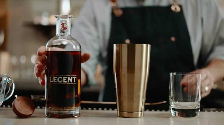 Legent Kentucky Bourbon Whiskey