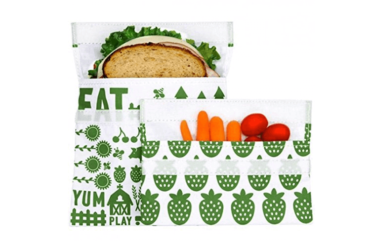 Lunchskins 2-Pack - Sandwich- Snacktüten