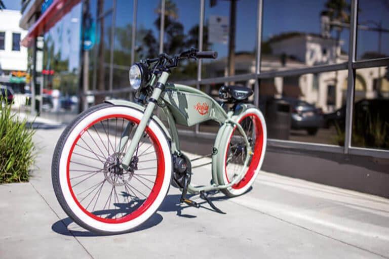 The Ruffian E-Bike von Ruff Cycles