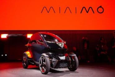 Seat Minimo Elektrofahrzeug