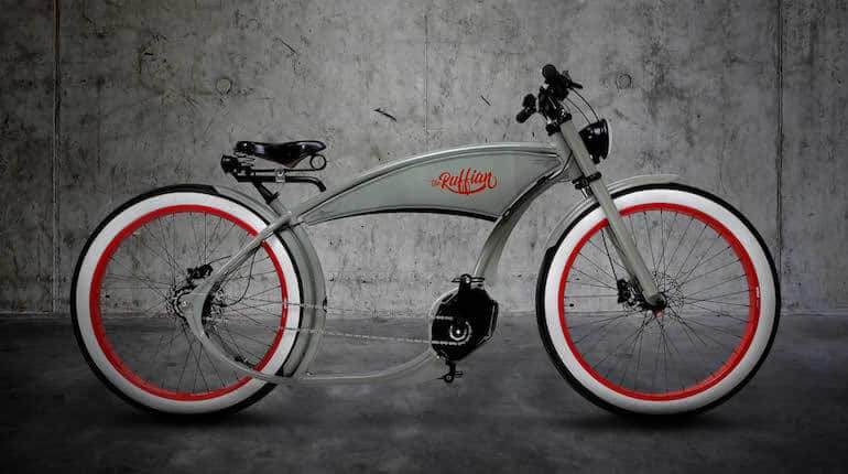 The Ruffian E-Bike