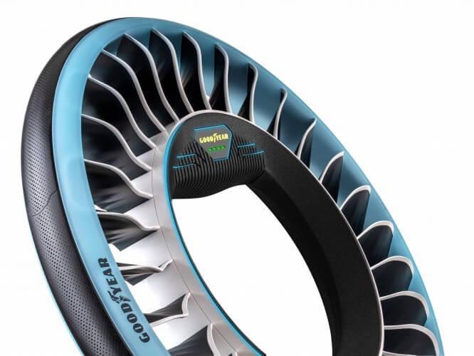 Goodyear AERO Reifen Details