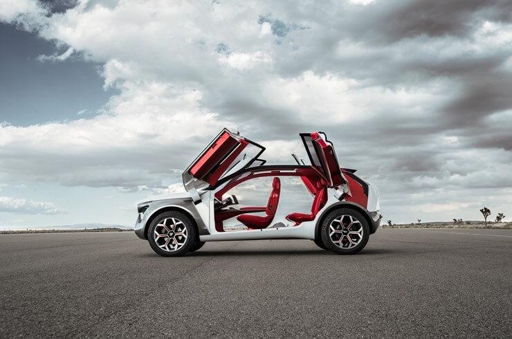 Kia Habaniro E-SUV Konzept