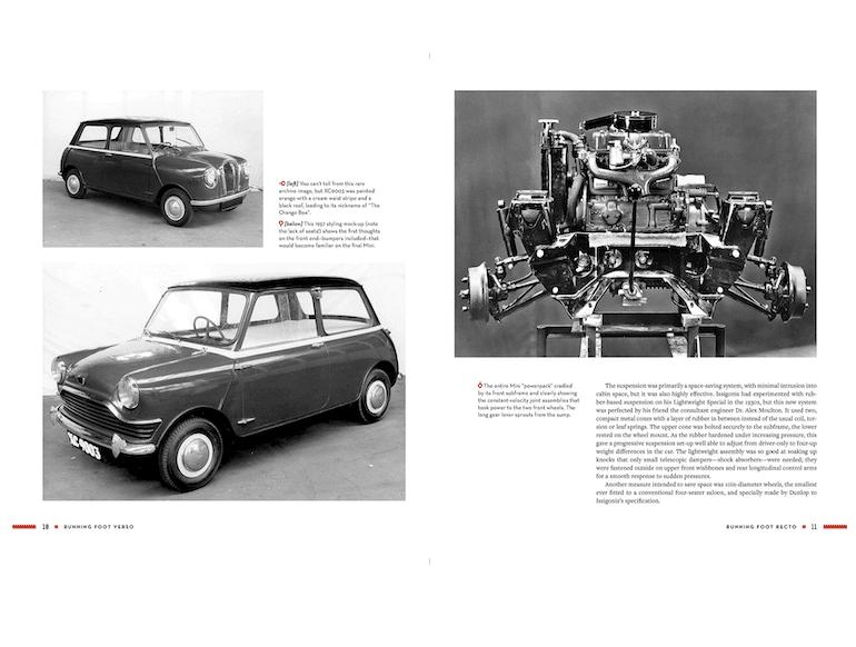 Mini: 60 Years - Beispielseite