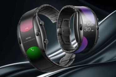 Nubia Alpha – Smartwatch