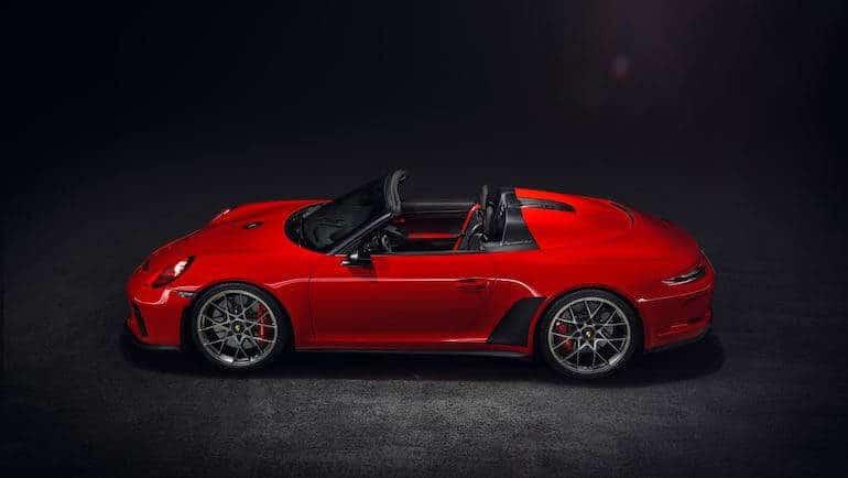 Porsche 911 Speedster - 2019
