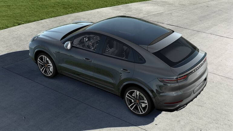 Porsche Cayenne Coupé (2020)