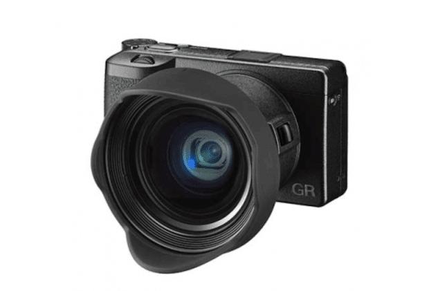 Ricoh GR III Kamera Zoom
