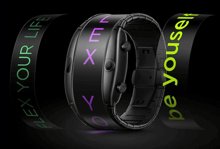 Nubia Alpha Flex Smartwatch