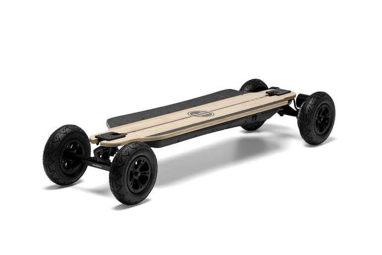 Bamboo GTR All Terrain Skateboard
