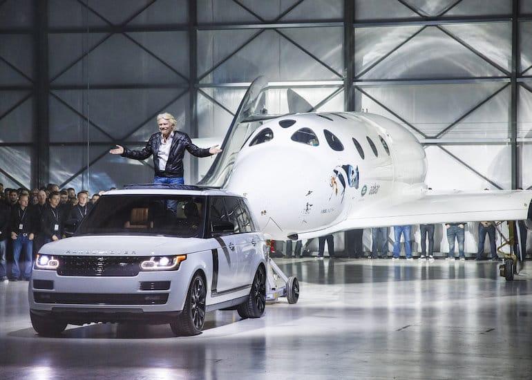 Exklusive Range Rover Astronaut Edition