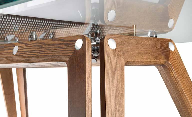 Lungolinea Tischtennisplatte Details