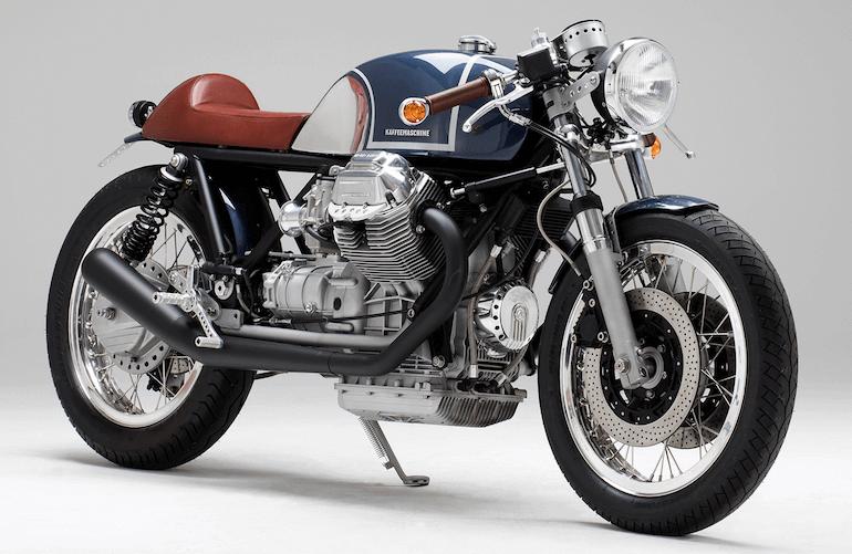Maschine 17 von Kaffeemaschine Motorcycles