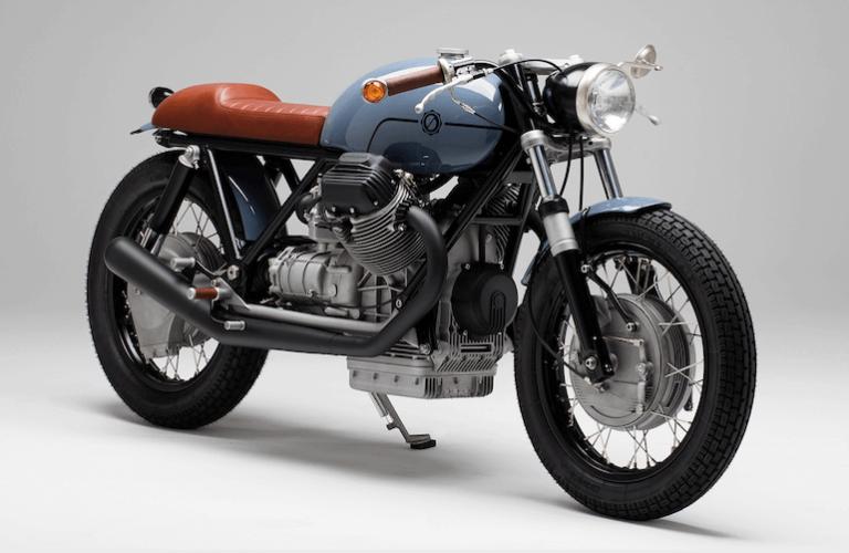 Maschine 19 von Kaffeemaschine Motorcycles