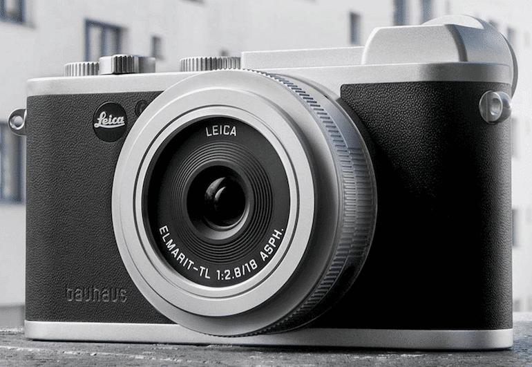 Leica CL Bauhaus Edition
