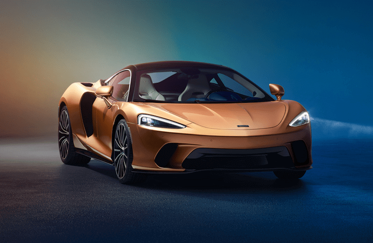 McLaren GT (2019) Seitenansicht