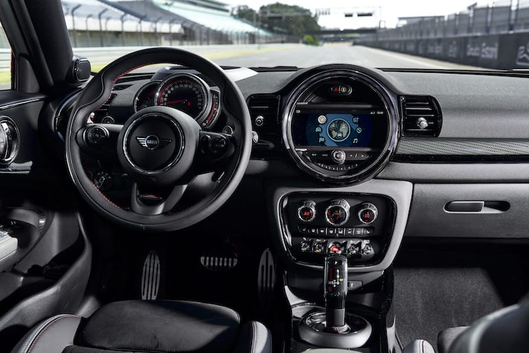 MINI John Cooper Works Clubman - Cockpit