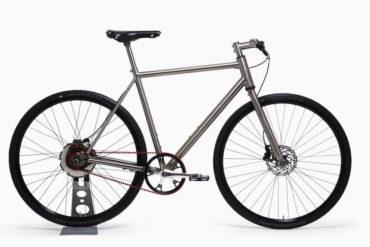 Nua Electrica Titan E-Bike