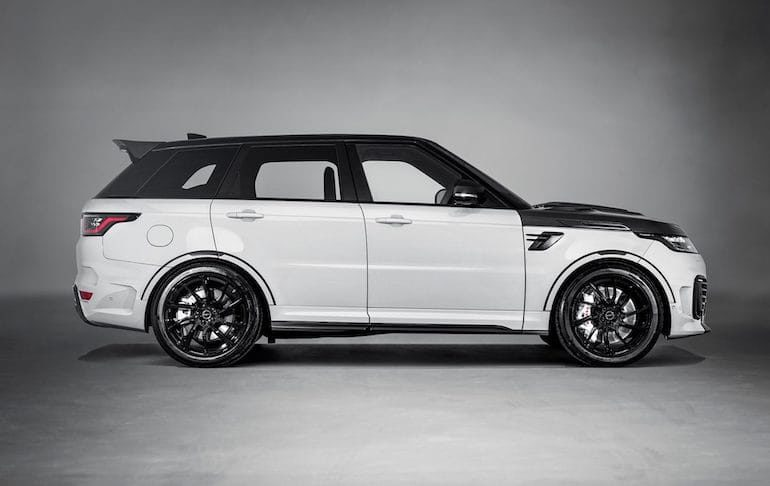 Overfinch SuperSport Range Rover