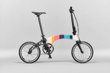Paul Smith Limited Edition Single Speed Fahrrad