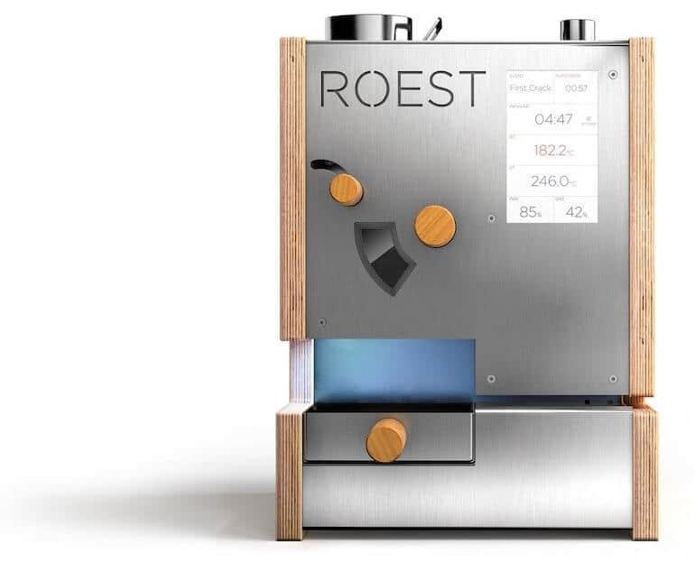 ROEST Probenröster für Kaffee-Bohnen