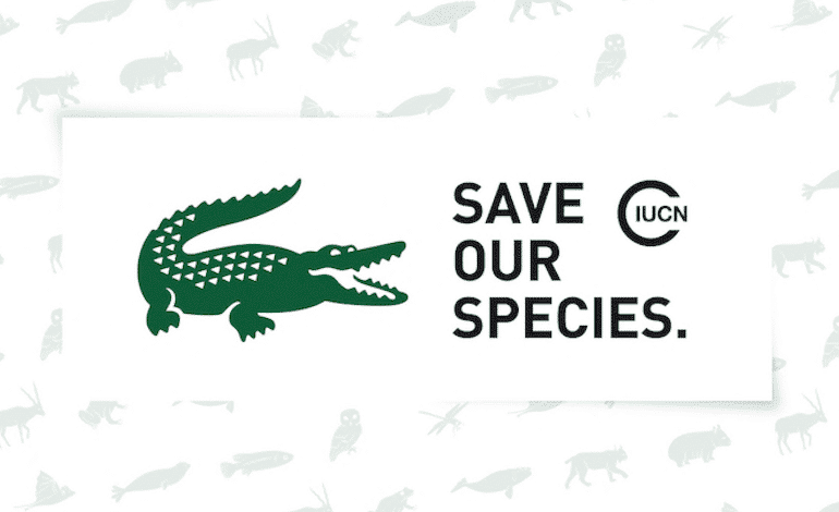 Lacoste – Save Our Species