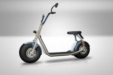 Scrooser Elektroroller/Scooter