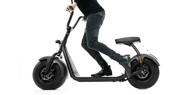 Scrooser Elektro-Scooter