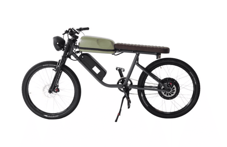 The Titan R - E-Bike Seitenansicht