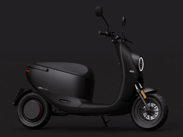 unu Elektro-Scooter