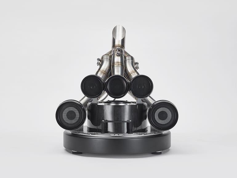 XiLO – All Black Audioanlage
