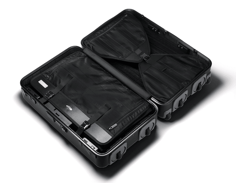 Zero Halliburton Carry On Case - Innen