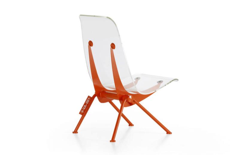 Antony Chair von Jean Prouvé, 1954