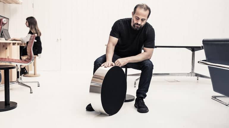 BeoSound Edge Designer Michael Anastassiades