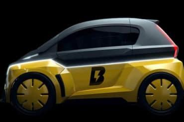 Bolt Nano Elektroauto